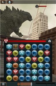 Godzilla Smash3 scr6 Tải game Godzilla   Smash3 mới nhất