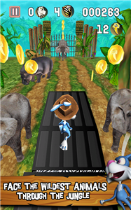 TempleBunnyRun scr5 Tải game Temple Bunny Run miễn phí