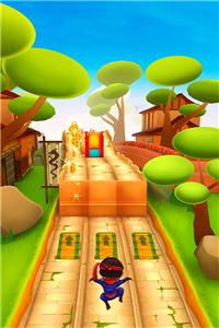 NinjaKidRunFree scr3 Tải game Ninja Kid Run Free mới nhất