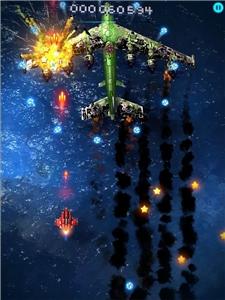 BanMayBay2014SkyForce scr6 Tải game Bắn Máy Bay 2014 (Sky Force) miễn phí