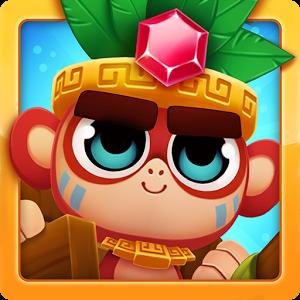 Tiki monkeys android icon Tải Game Tiki Monkeys   Chú khỉ vui nhộn miễn phí