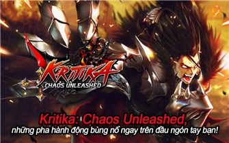KritikaChaosUnleashed scr7 Tải Game Kritika: Chaos Unleashed miễn phí