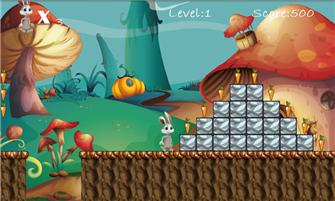 BunnyRun scr4 Tải game Bunny Run mới nhất