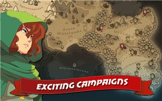 LionheartTactics scr3 Tải Game Lionheart Tactics mới nhất