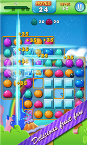 AmazingCandy scr4 Tải game Amazing Candy Mới nhất