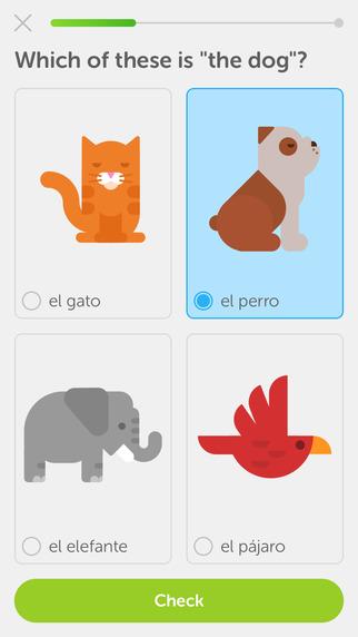 Duolingo | Học Ngoại Ngữ Miễn Phí - Thegioididong com