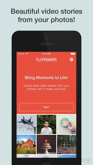 video flipagram