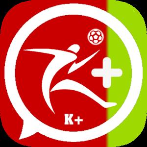 BongDaKXemTiviTrucTuyen icon Tải ứng dụng Bong Da K+ Xem Tivi Trực Tuyến mới nhất