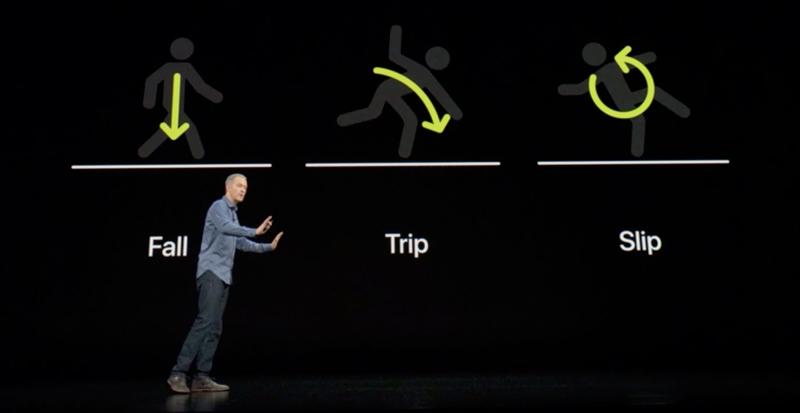 phát hiện té ngã - Apple Watch S4 GPS, 40mm Viền Nhôm màu hồng