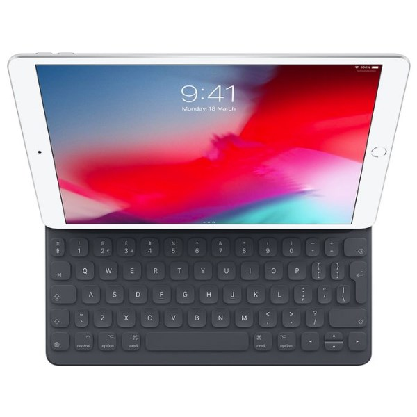 Bàn phím Smart Keyboard iPad Pro 10.5 (MPTL2ZA/A)