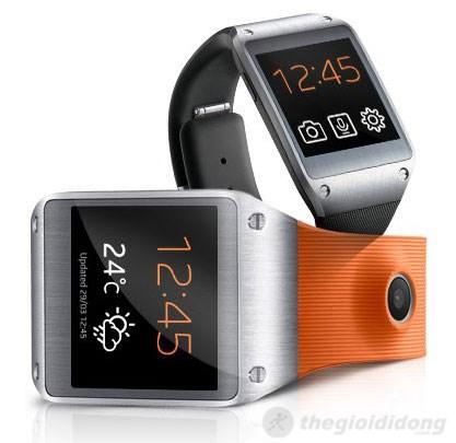 Galaxy Gear đồng hồ thông minh và hiện đại