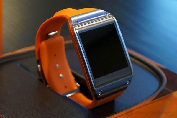 Samsung Galaxy Gear - Thiết bị công nghệ với phong cách thời trang ấn tượng