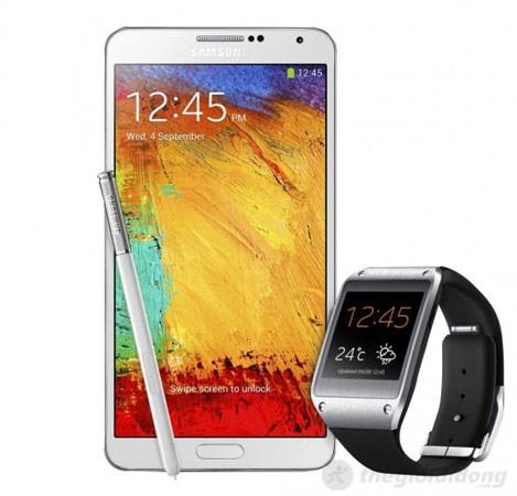 Samsung Galaxy Gear - không chỉ là chiếc đồng hồ bình thường