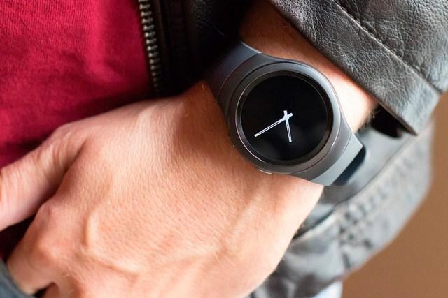 Samsung Gear S2 Sport – Phiên bản năng động cá tính