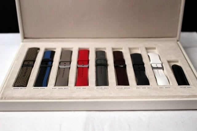 Tùy ý thay đổi màu sắc dây đeo của đồng hồ