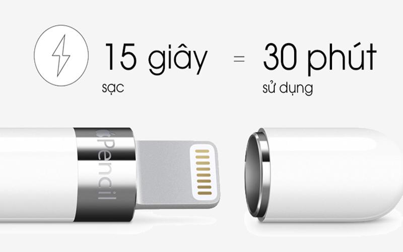 Bút cảm ứng Apple Pencil Gen 1 - Sạc nhanh