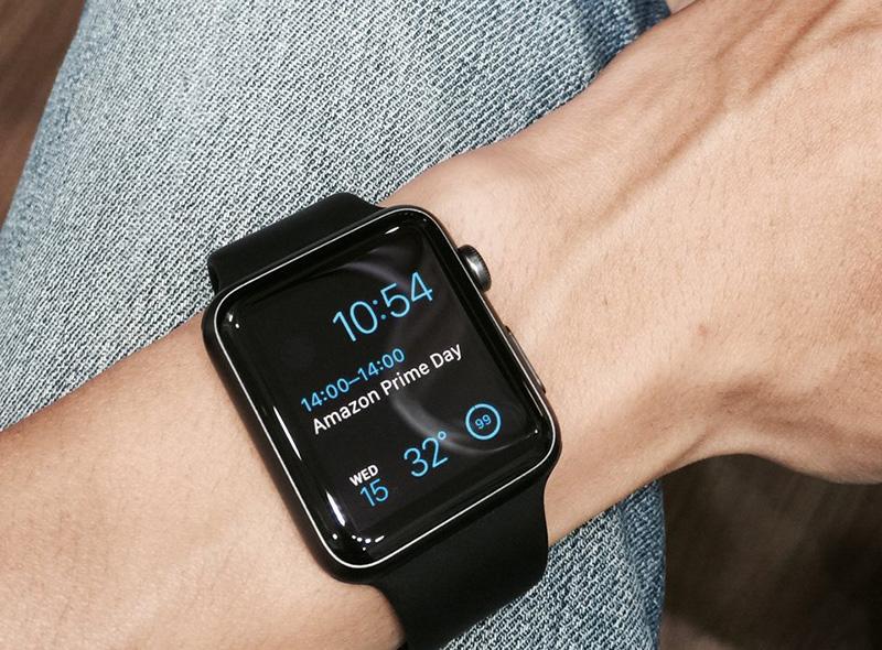 Apple Watch S1 42mm - Màn hình hiển thị đẹp