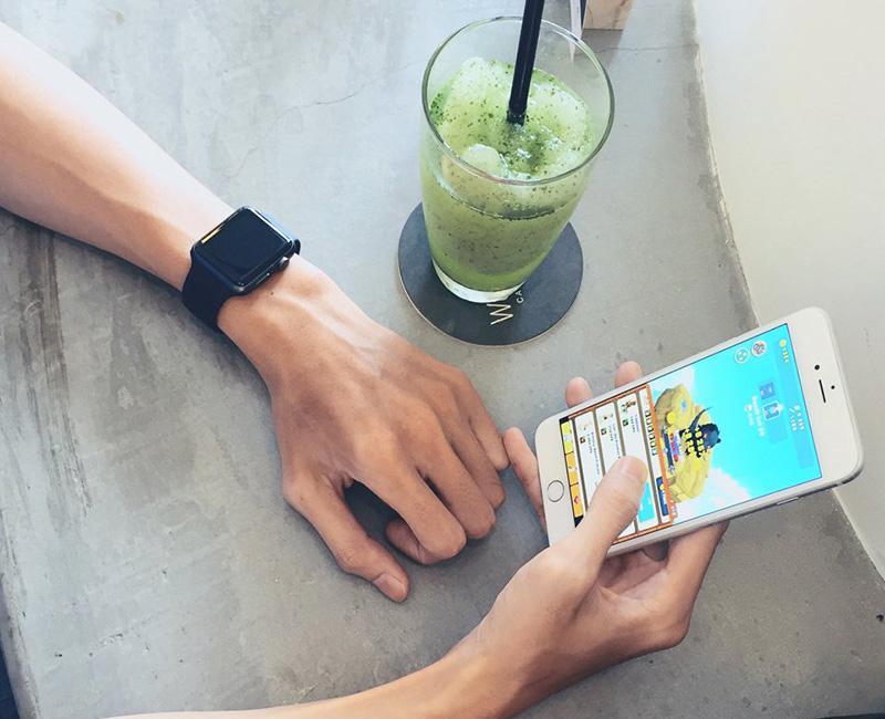 Apple Watch S1 42mm - Dây đeo thoải mái