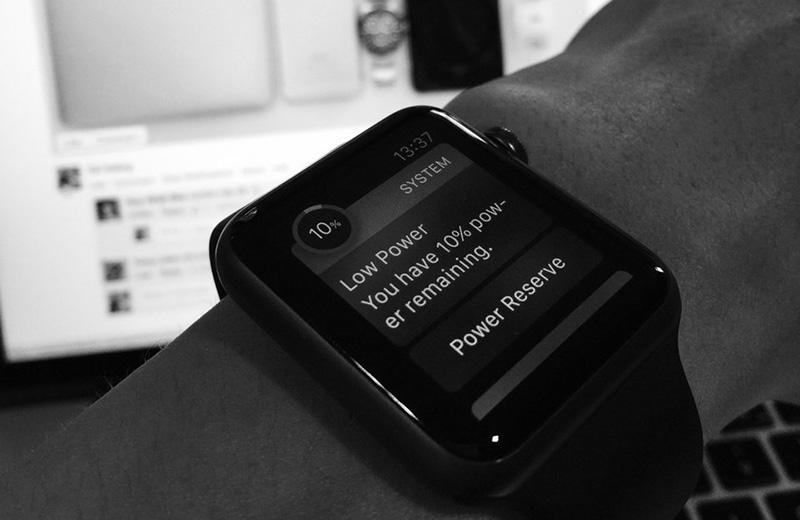 Apple Watch S1 42mm - Theo bạn cả ngày dài