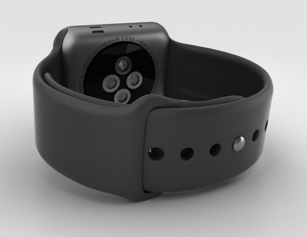 Apple Watch S2 42mm - Thiết kế cao cấp