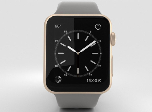 Apple Watch S2 38mm - Màn hình Force Touch