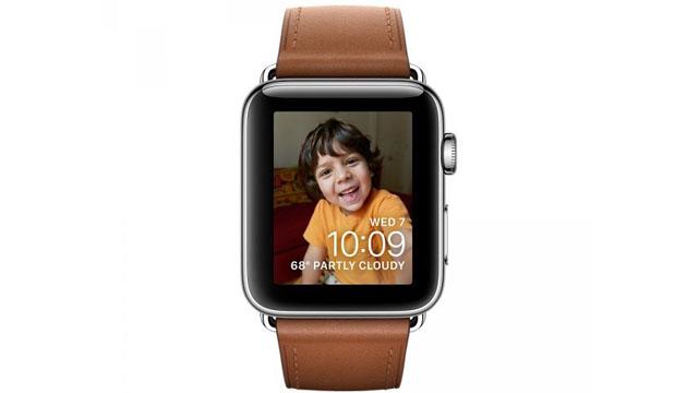 Apple Watch S2 38mm - Màn hình Force Touch