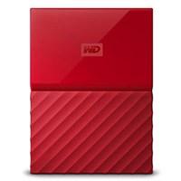 Ổ cứng WD My Passport - 1TB đỏ
