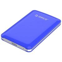 """Hộp ổ cứng 2.5"""" USB 3.0 ORICO 2579S3-V1-BL Xanh"""