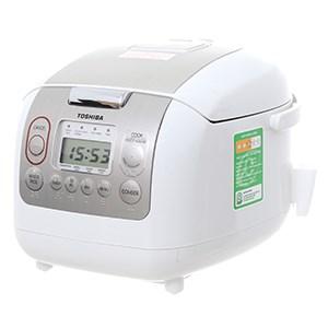 Nồi cơm điện tử Toshiba 1 lít RC-10NMFVN(WT) 1 lít