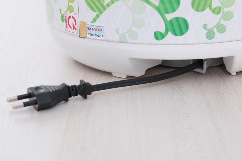 Nồi cơm điện Sharp KS-N181EV LG