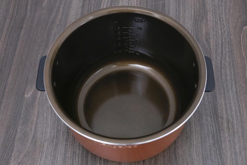 Lòng nồi - Nồi cơm điện tử 1.8 lít Kangaroo KG595