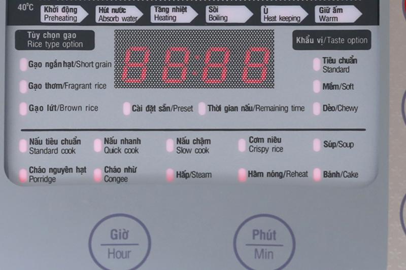 Đa chức năng - Nồi cơm điện tử Sunhouse mama SHD8915