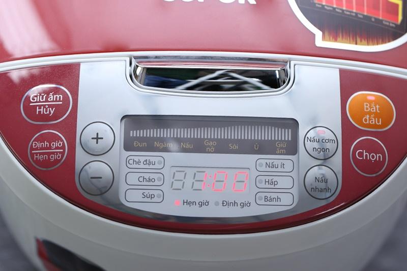 Nồi cơm điện tử Supor CFXB50FC29VN-75