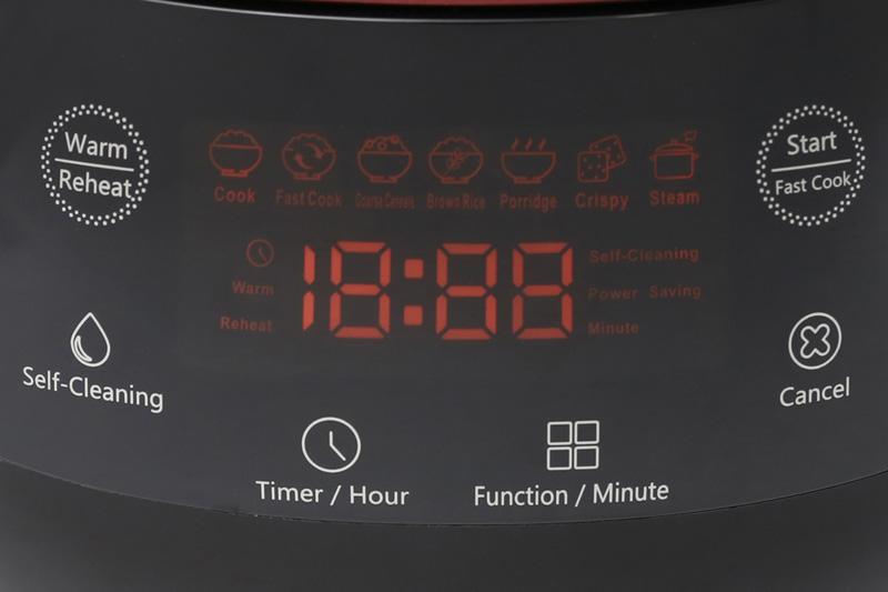 Nồi cơm điện tử Happycook HCJ-120D-5