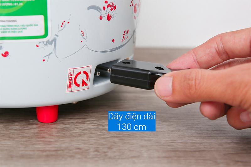 Nồi cơm điện Sharp 1.1 lít KSH-D11V