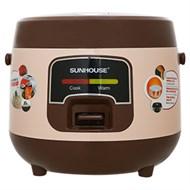 Nồi cơm nắp gài Sunhouse SHD8208C cafe