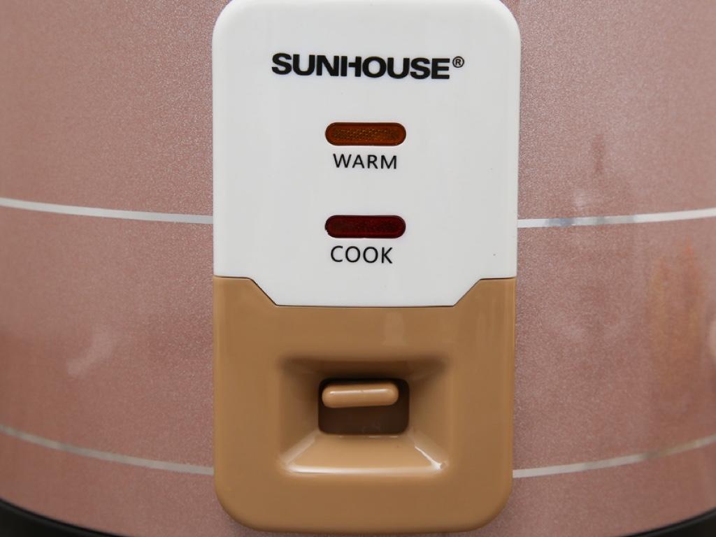 Nồi cơm nắp rời Sunhouse 1.8 lít SHD8125 8