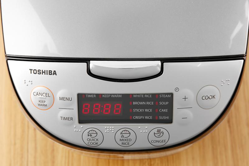 Bảng điều khiển Toshiba 1.8 lít RC-18DR2PV(K)