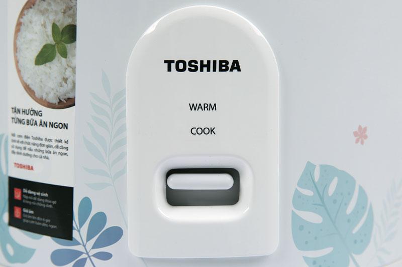 Nút gạt - Nồi cơm nắp gài Toshiba 1.8 lít RC-18JH2PV(B)
