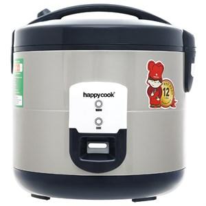 Nồi cơm nắp gài Happycook HCJ-180V 1.8 lít 1.8 lít