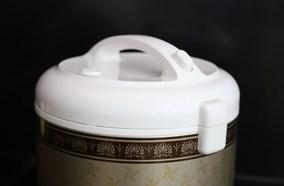Nắp nồi có đĩa nhiệt nấu cơm không nhão