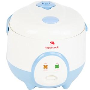 Nồi cơm điện nắp gài Happycook 0.6 lít HC-60