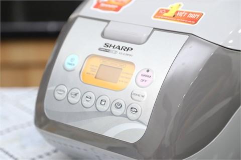 Nồi cơm điện Sharp KS-COM19V-G 1.8 lít