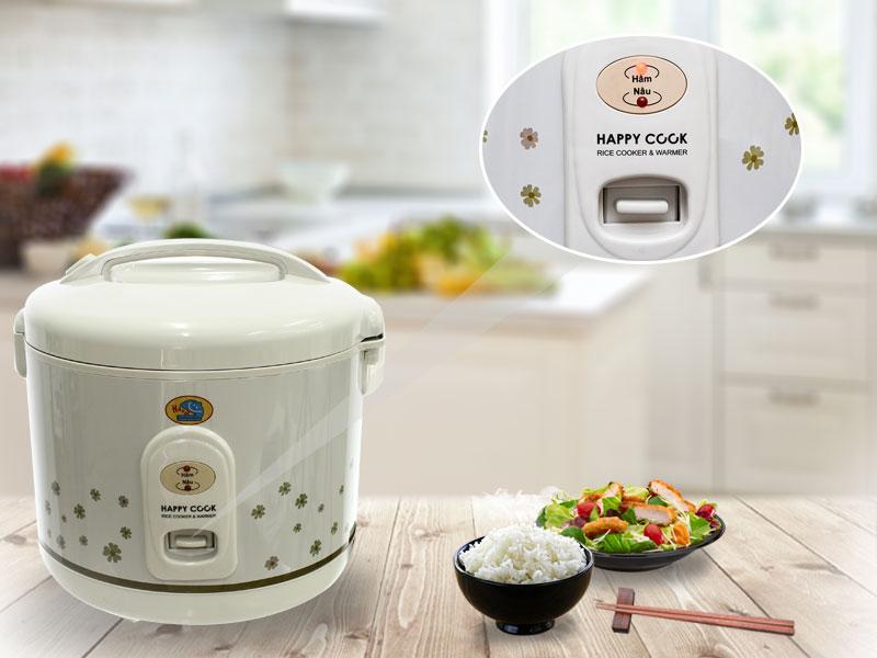 Nồi cơm điện Happycook 3 lít HC-300