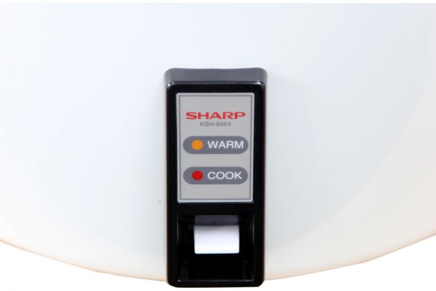Nồi cơm Sharp 5 lít KSH-555V