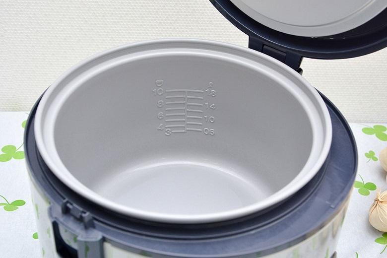 Nồi cơm điện Sharp KS-R19STV 1.8 lít – Thương hiệu uy tín, giá thành phải chăng