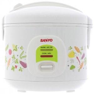 Nồi cơm nắp gài Sanyo ECJ-VM10A 1 lít