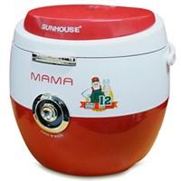 Nồi cơm điện nắp gài Sunhouse Mama 1.8 lít SHD 8661
