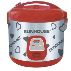 Nồi cơm nắp gài Sunhouse 1.8 lít
