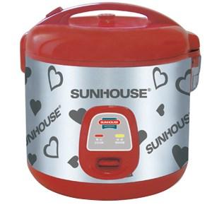 Nồi cơm điện Sunhouse 1.8 lít SHD 18S 1.8 lít